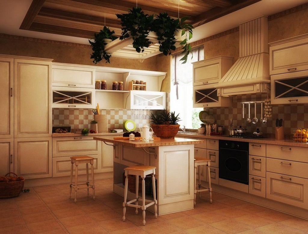 Intriguing country kitchen design ideas for your amazing for Kitchen design idea
