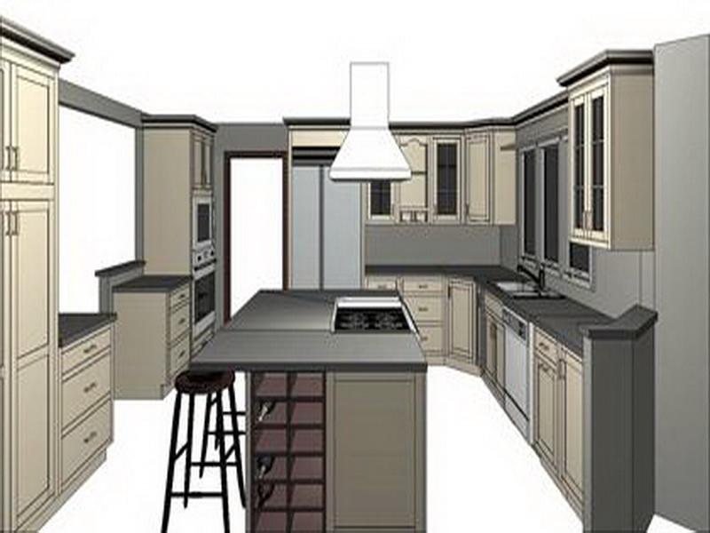 cool free kitchen planning software making the designing