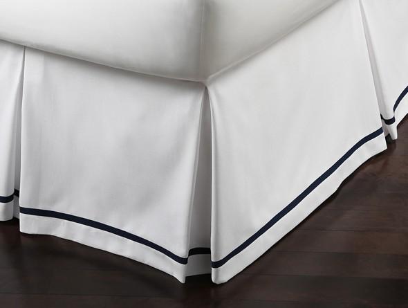 Pique Tailored Bedskirt