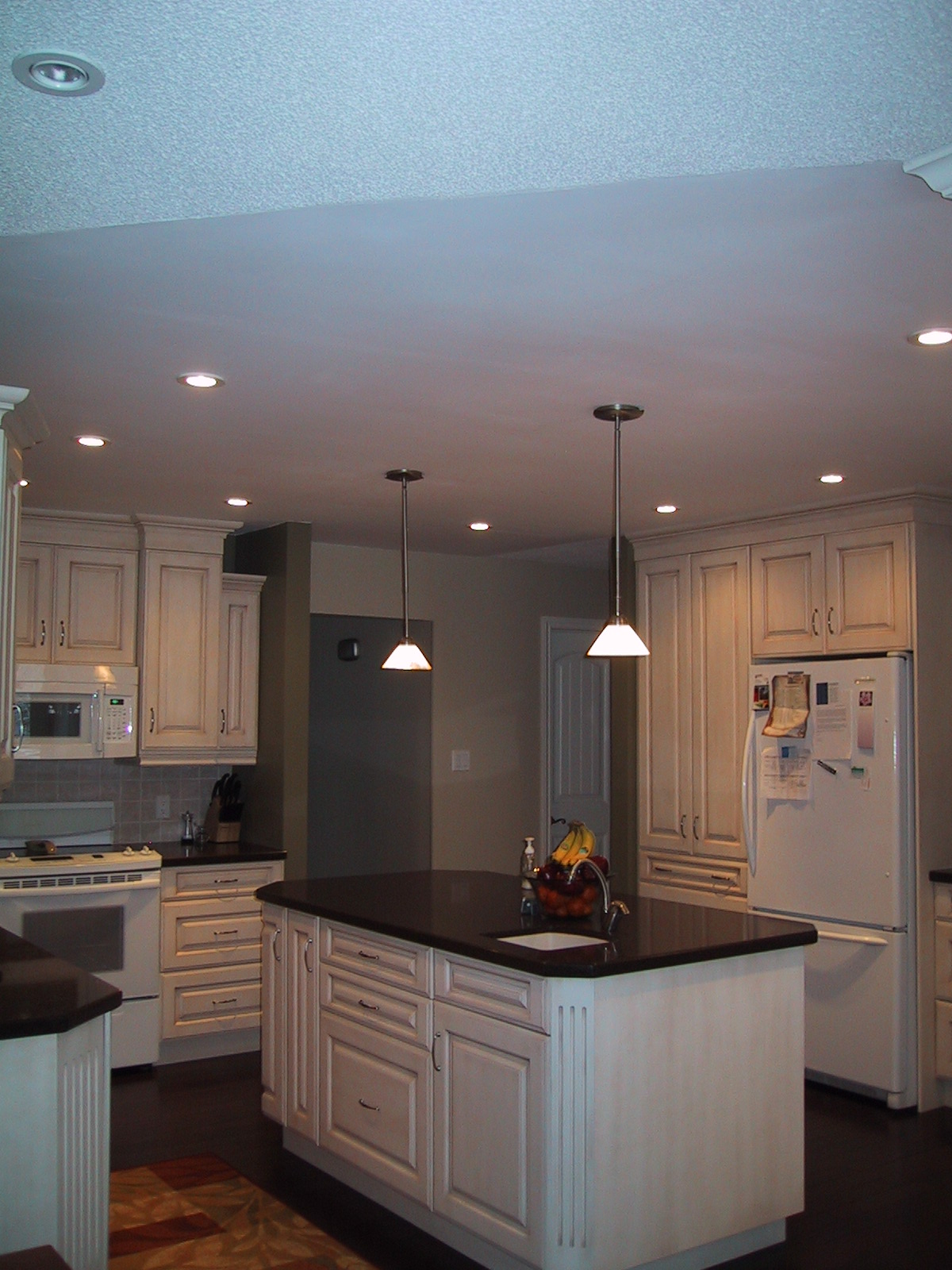 How To Get Your Kitchen Ceiling Lights Right Ideas Homes - Fancy kitchen ceiling lights
