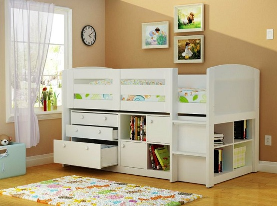 Why Storage Beds Are Ideal For Childrens Rooms