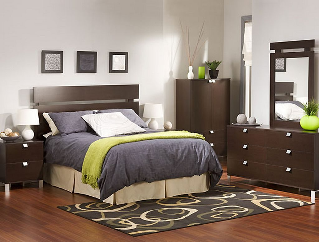 Cheap simple bedroom decorating ideas to inspire your dorm for Bedroom ideas with furniture