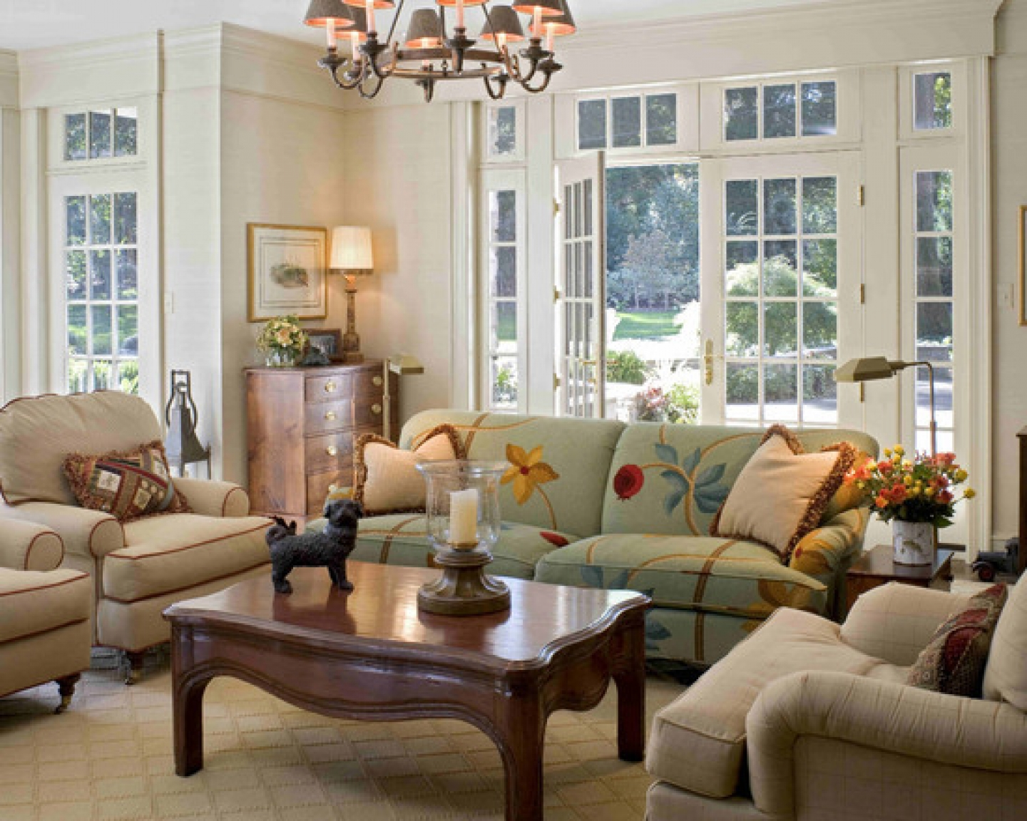 Chic French Country Inspired Home Real Comfort And Elegance Ideas 4 Homes