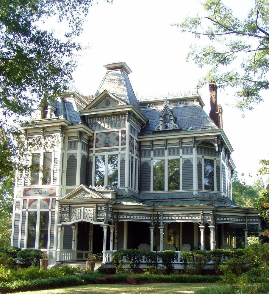 Magnificent victorian style house architecture ideas 4 homes for Architecture victorienne