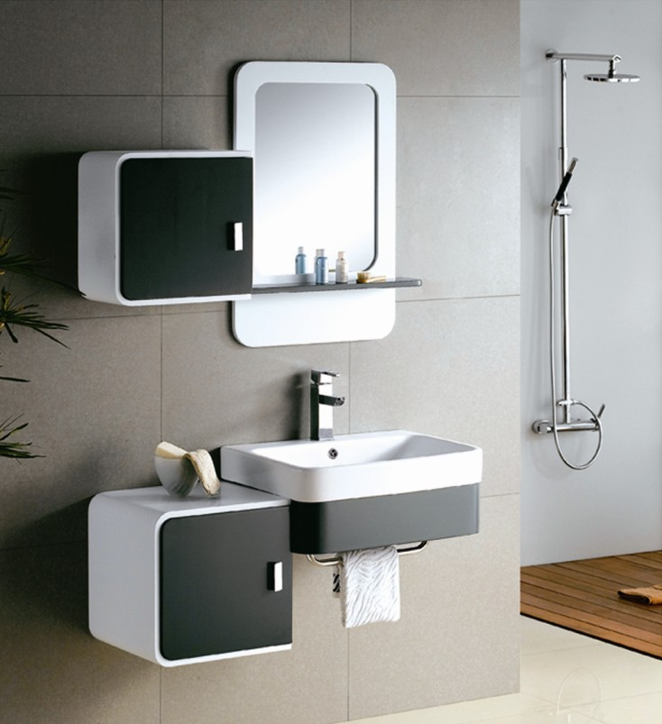 bathroom cabinets modern gorgeous modern vanity cabinets for small bathroom 11326