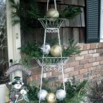 Tiered Christmas Ornamentt Stand